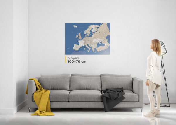 Carte-de-l'Europe-avec-épingles-moyen