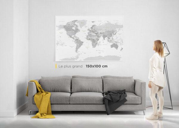 Carte-du-monde-à-épingles-le-plus-grand