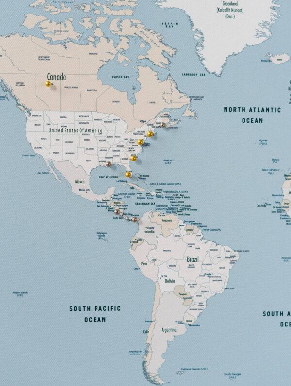 carte du monde liège belu doux